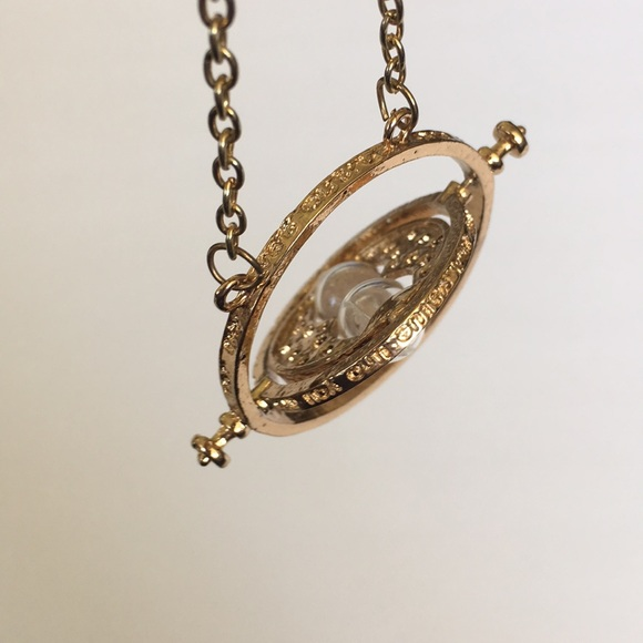 Jewelry - Harry Potter Time Turner Necklace